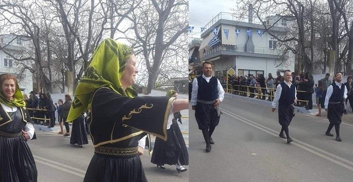 Παρέλαση στην Καστέλλα (φωτογραφίες)