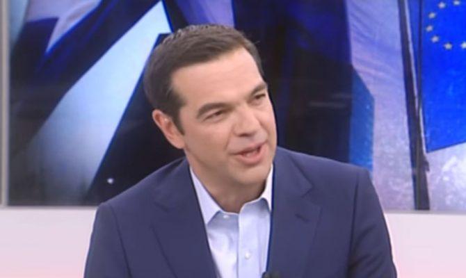 Τσίπρας: «Αν βγεις βόλτα στην Αθήνα βλέπεις μόνο χαμογελαστά πρόσωπα» (video)