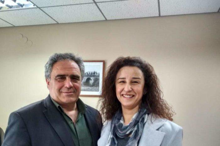 Η Ιωάννα Αλαφάκη Υποψήφια Δημοτική σύμβουλος με τον συνδυασμό του Γιώργου Ψαθά
