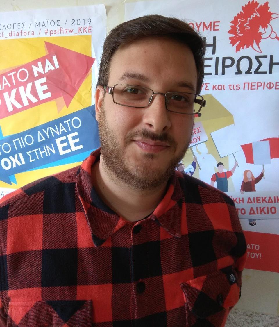 Υποψήφιοι στο Δήμο Διρφύων-Μεσσαπίων με τη Λαϊκή Συσπείρωση ο Γιώργος Κατσανάς και η Ελένη Πύθουλα 1 3