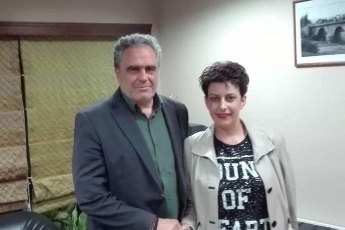 Η Μαρία Μπίτζου-Παπακυριακού Υποψήφια Δημοτική σύμβουλος με τον συνδυασμό του Γιώργου Ψαθά