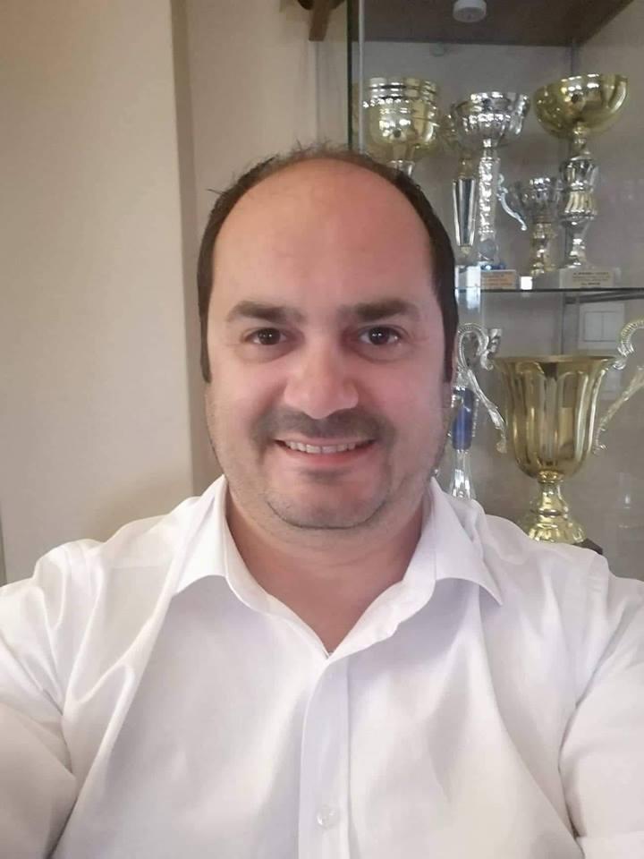 Ο Γιώργος Σταύρου Υποψήφιος Δημοτικός σύμβουλος με τον συνδυασμό του Ανδρέα Κουλοχέρη 56977057 2052356478210492 8817208773652250624 n