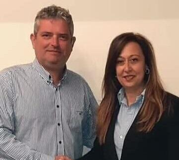 Ο Γιάννης Κεραμιδάς Υποψήφιος Δημοτικός σύμβουλος με τον συνδυασμό της Τζοβάννας Γκόγκου