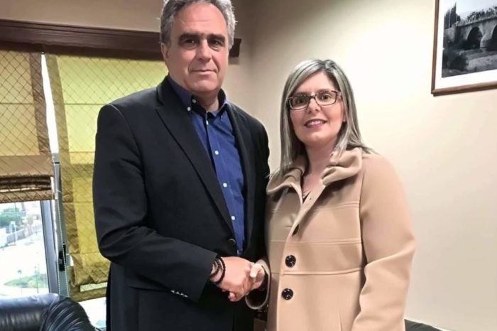 Η Αφένδα Σοφία Υποψήφια Δημοτική σύμβουλος με τον συνδυασμό του Γιώργου Ψαθά