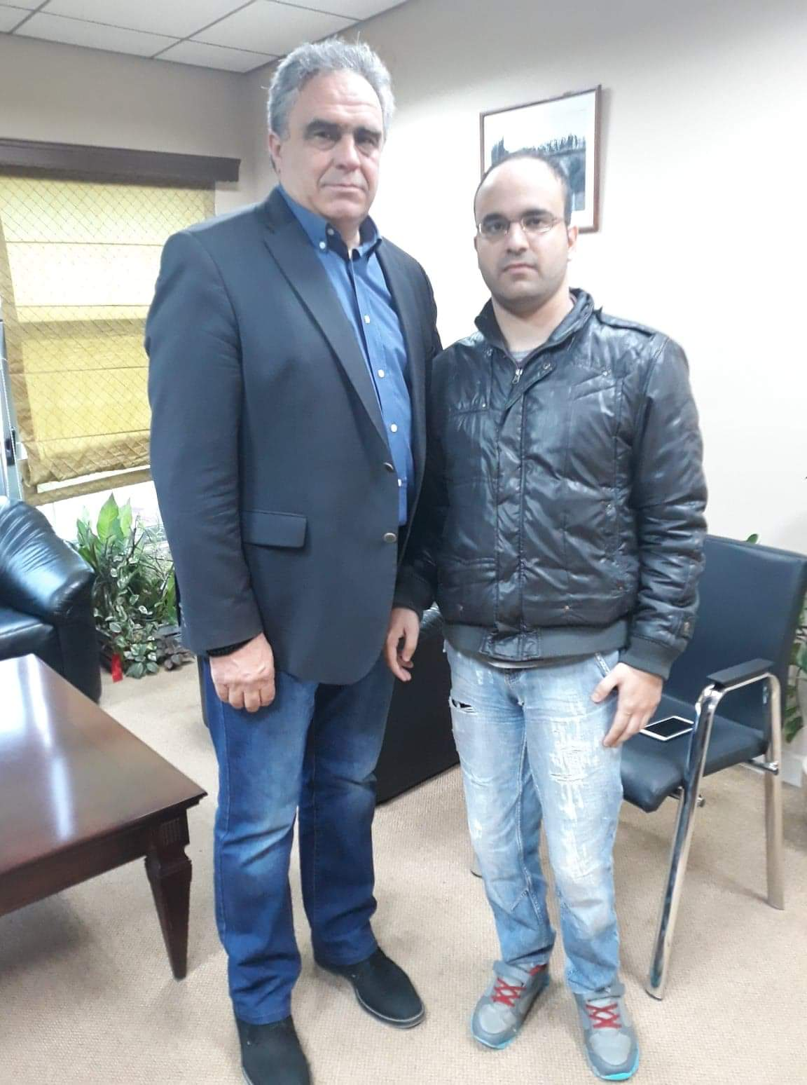Ο Σπύρος Κιαπέκος Υποψήφιος Δημοτικός σύμβουλος με τον συνδυασμό του Γιώργου Ψαθά received 2276403849282601