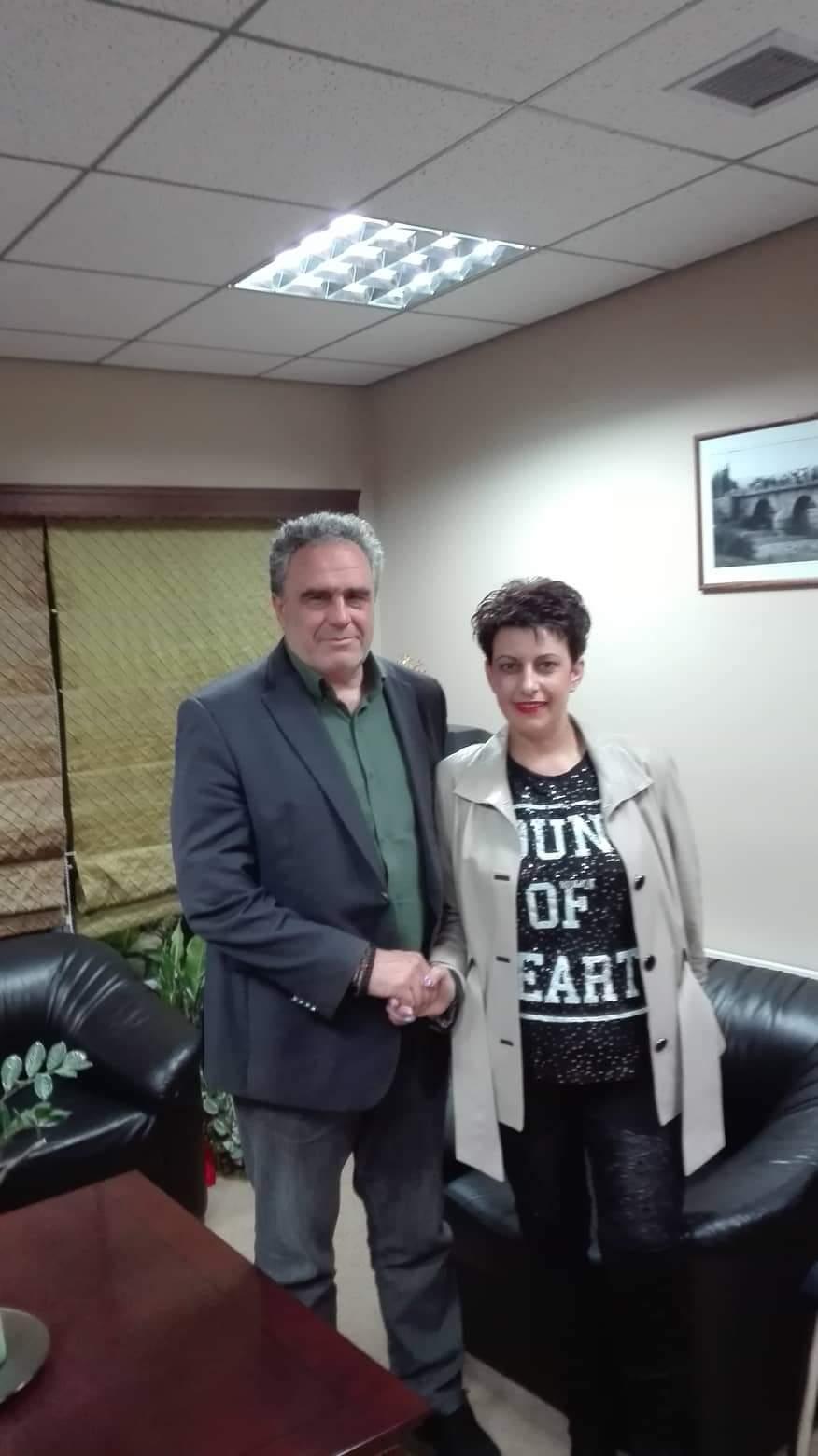 Η Μαρία Μπίτζου-Παπακυριακού Υποψήφια Δημοτική σύμβουλος με τον συνδυασμό του Γιώργου Ψαθά received 268268860795149