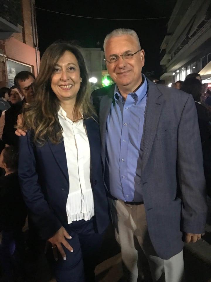 Στα εγκαίνια του εκλογικού γραφείου «Βήμα στο αύριο» ο Κώστας Μαρκόπουλος 2 10