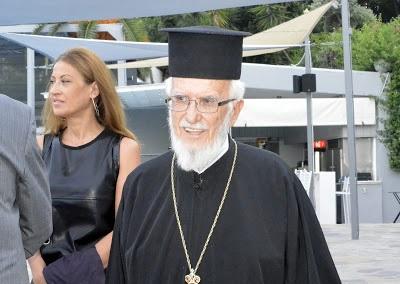 Εκοιμήθη ο Πρωτοπρεσβύτερος  Άνω Στενής Κωνσταντίνος Παπαγεωργίου