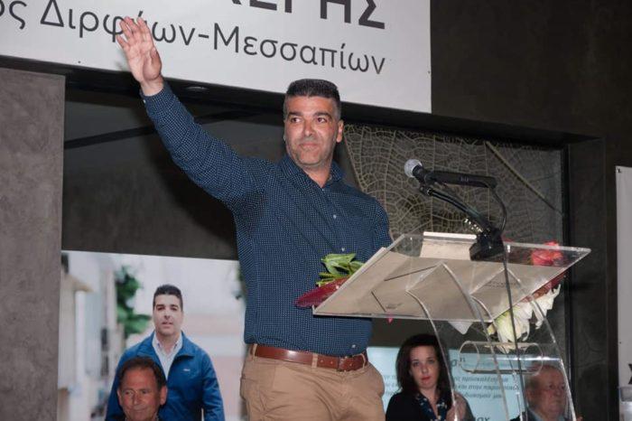 Εγκαινίασε το εκλογικό του γραφείο ο Υποψήφιος Δήμαρχος Ανδρέας Κουλοχέρης (φωτογραφίες)