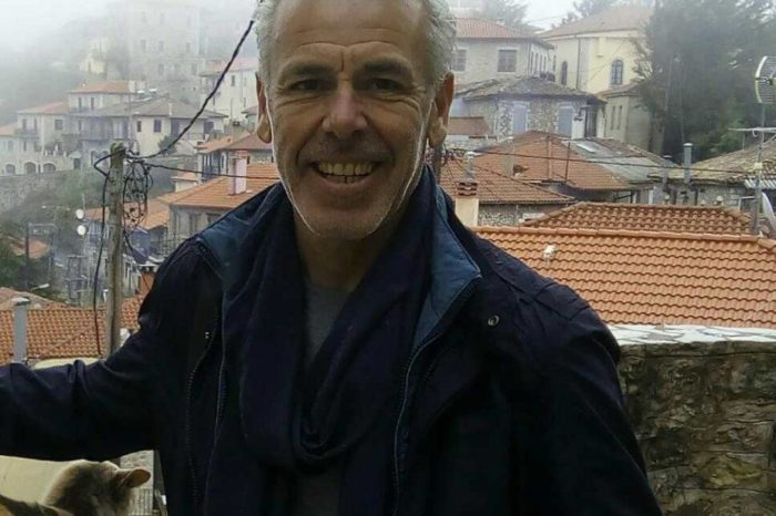 Ο Δημήτρης Μπαζώτης  Υποψήφιος Δημοτικός σύμβουλος με την Λαική συσπείρωση