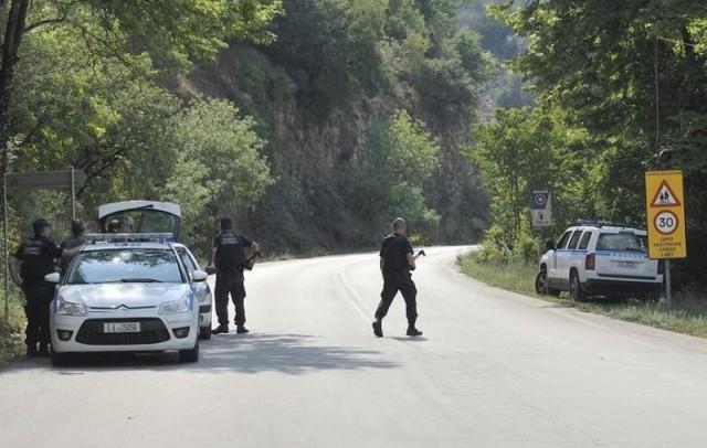 Ψαχνά:«Μαϊμού» Αστυνομικοί σταμάτησαν για έλεγχο κάτοικο της περιοχής