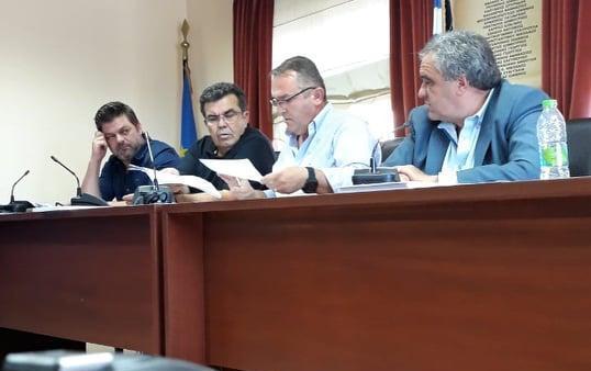 Νέος Πρόεδρος Δημοτικού συμβουλίου ο Σπύρος Ραπτάκης.Νέοι Αντιδήμαρχοι οι Ανδρέας Φρατζής και Δημήτρης Γιαννούτσος