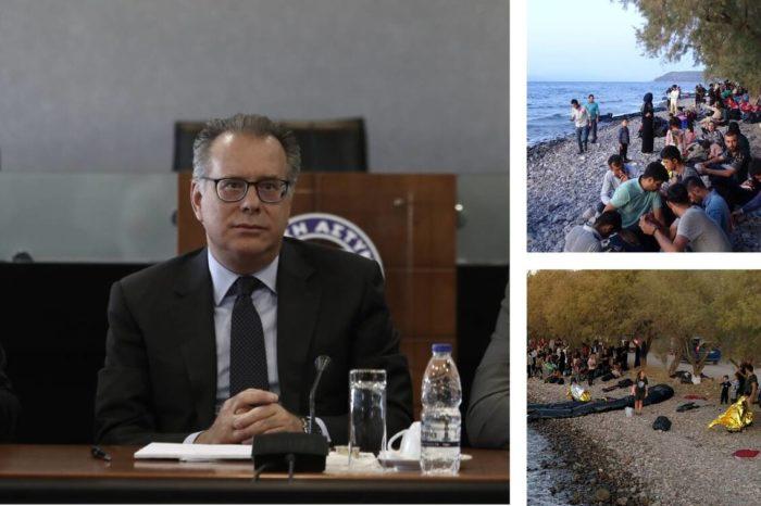 Διυπουργική για το μεταναστευτικό: Θωράκιση των συνόρων - Κινήσεις σε διπλωματικό επίπεδο