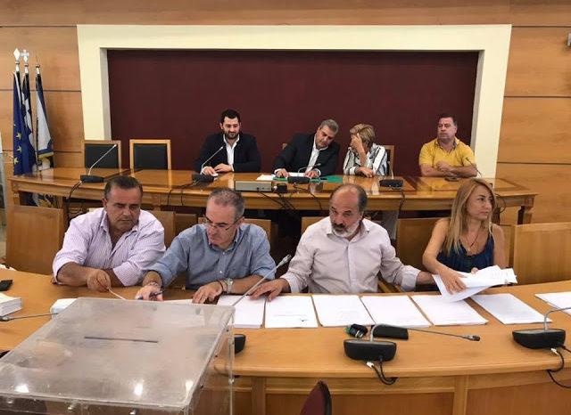 Εγκρίθηκαν από το Περιφερειακό Συμβούλιο 2.210.000 ευρώ για αντιπλημμυρικά έργα στον Δήμο Διρφύων-Μεσσαπίων