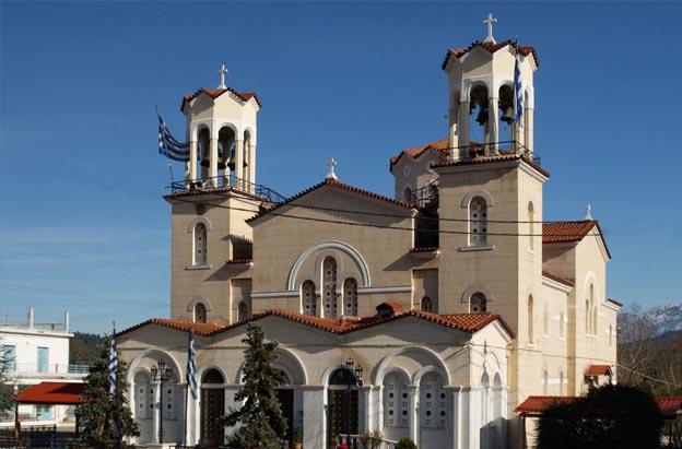 Πρόεδρος Ψαχνών και ΔΗΚΑΔΙΜΕ πρόσφεραν στα ΚΑΠΗ προσκυνηματική εκδρομή στον Άγιο Ιωάννη τον Ρώσσο