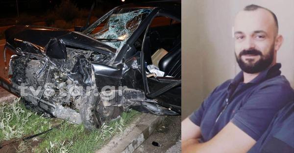 Λαμία: Αυτός είναι ο πολύτεκνος 37χρονος, που έχασε τη ζωή του στο φρικτό τροχαίο
