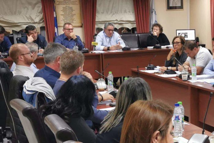 Την Τρίτη 10 Δεκεμβρίου συνεδριάζει το Δημοτικό συμβούλιο του Δήμου Διρφύων Μεσσαπίων (Τα πέντε θέματα της ημερήσιας διάταξης)
