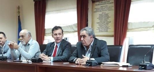 Σύσκεψη στα Ψαχνά με τις Πρυτανικές Αρχές του ΕΚΠΑ: Ποιο  ξενοδοχείο προορίζεται για Φοιτητική εστία (video)