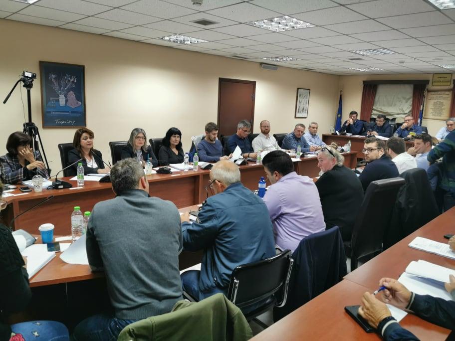 Δημοτικό συμβούλιο Δήμου Διρφύων Μεσσαπίων (φωτογραφίες) 77114220 571408210068774 6756753794568028160 n
