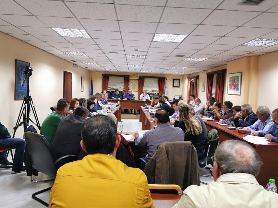 Δημοτικό συμβούλιο Δήμου Διρφύων Μεσσαπίων (φωτογραφίες) 77129199 1496524060502583 6133355784228044800 n