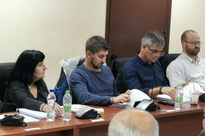 Δημοτικό συμβούλιο Δήμου Διρφύων Μεσσαπίων (φωτογραφίες)