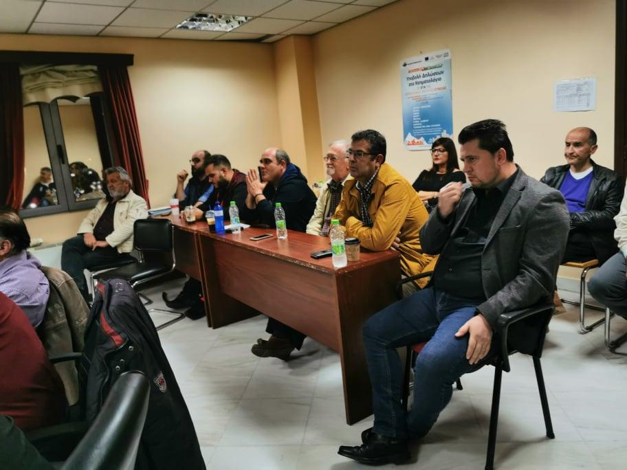 Δημοτικό συμβούλιο Δήμου Διρφύων Μεσσαπίων (φωτογραφίες) 78786339 2368345130085306 4347785553970724864 n