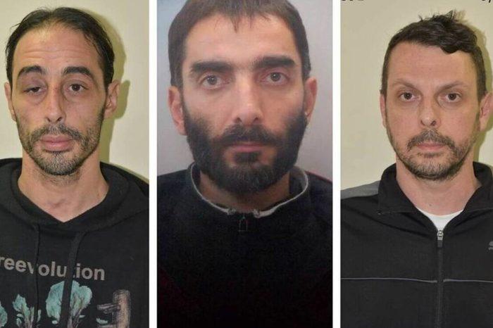 Τα 180 λεπτά που «έσπασαν» την «Επαναστατική Αυτοάμυνα» - Αυτοί είναι οι τρομοκράτες (pics)