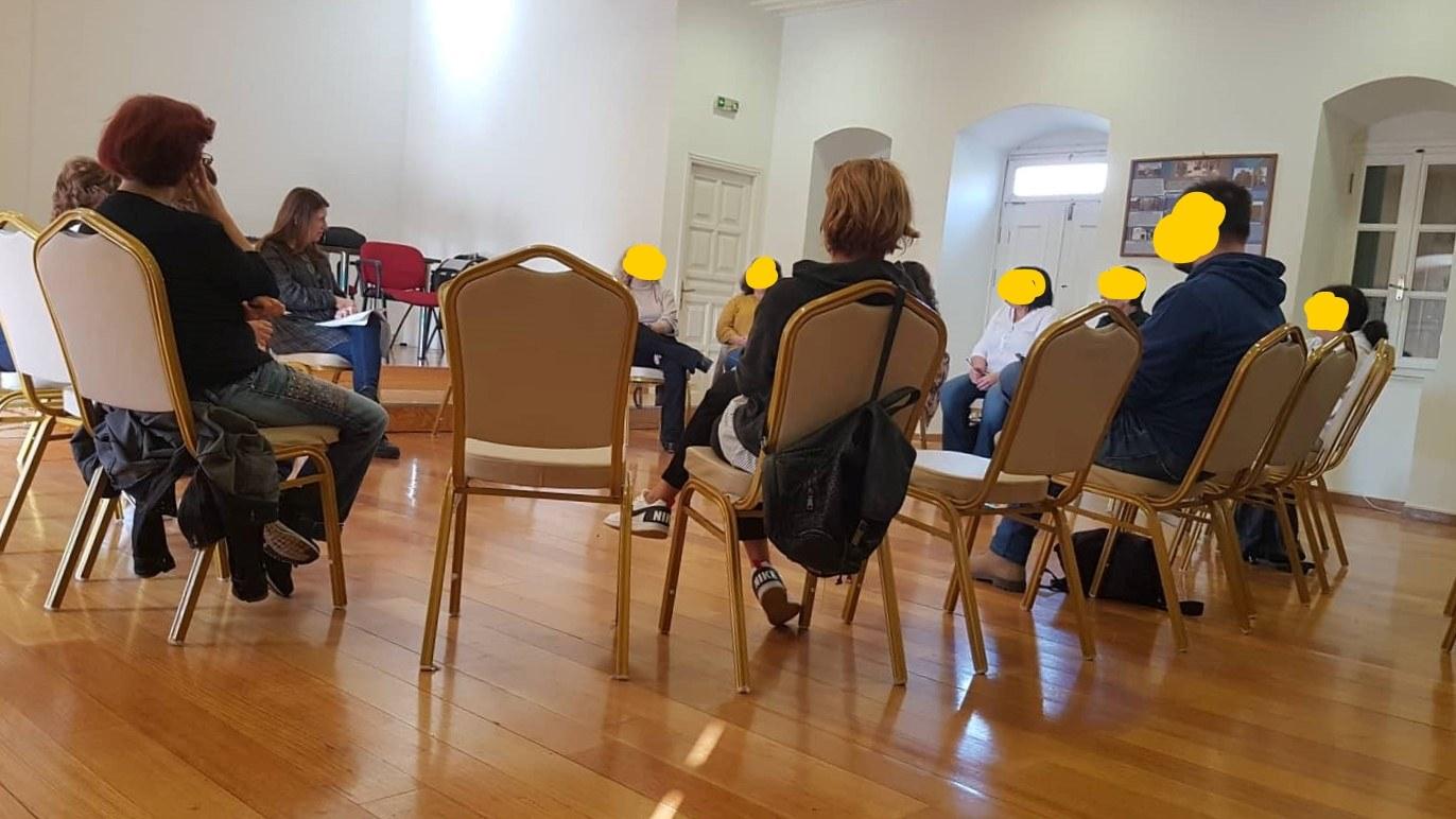 Πραγματοποιήθηκε το εργαστήριο με θέμα  «Επαγγελματικός Προσανατολισμός και Συμβουλευτική» από το Κέντρο κοινότητας του Δήμου Διρφύων Μεσσαπίων (φωτογραφίες) 1