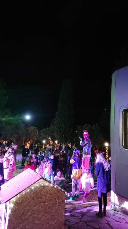 Πραγματοποιήθηκαν οι Χριστουγεννιάτικες εκδηλώσεις στην Τριάδα (φωτό) 77194959 1298804243634195 6233733894399590400 n