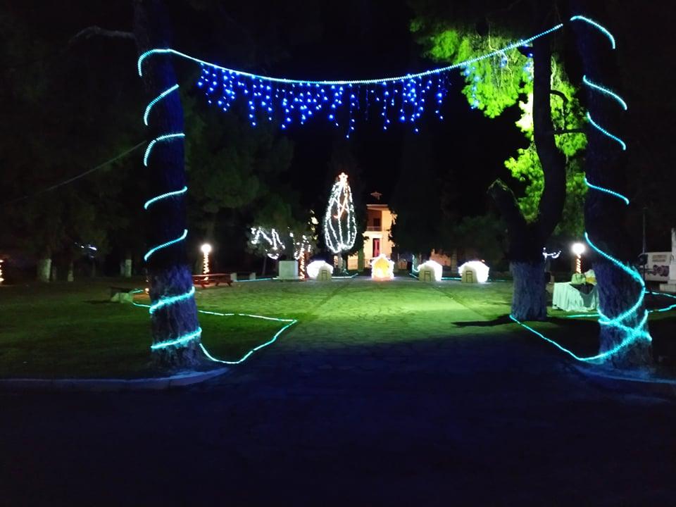 Πραγματοποιήθηκαν οι Χριστουγεννιάτικες εκδηλώσεις στην Τριάδα (φωτό) 78330694 459808824675117 8072208453772247040 n