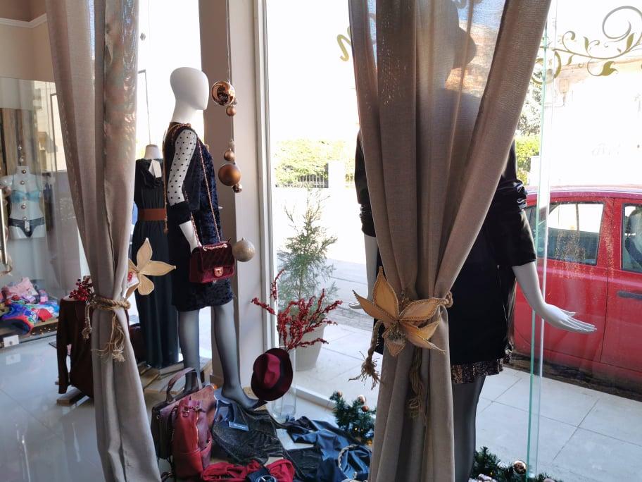 Tο κατάστημα  «Alexia's Fashion» σας εύχεται καλές γιορτές 80029826 561496164644410 8329187604201209856 n