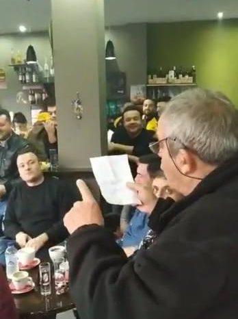Έτσι πανηγύρισαν στους Καθενούς την νίκη με τον Πισσώνα ! (video)