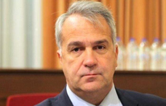 Ο Υπουργός Αγροτικής Ανάπτυξης Μάκης Βορίδης το Σάββατο 25 Ιανουαρίου στα Ψαχνά στην κοπή της πίτας της ΔΗΜΤΟ Διρφύων Μεσσαπίων