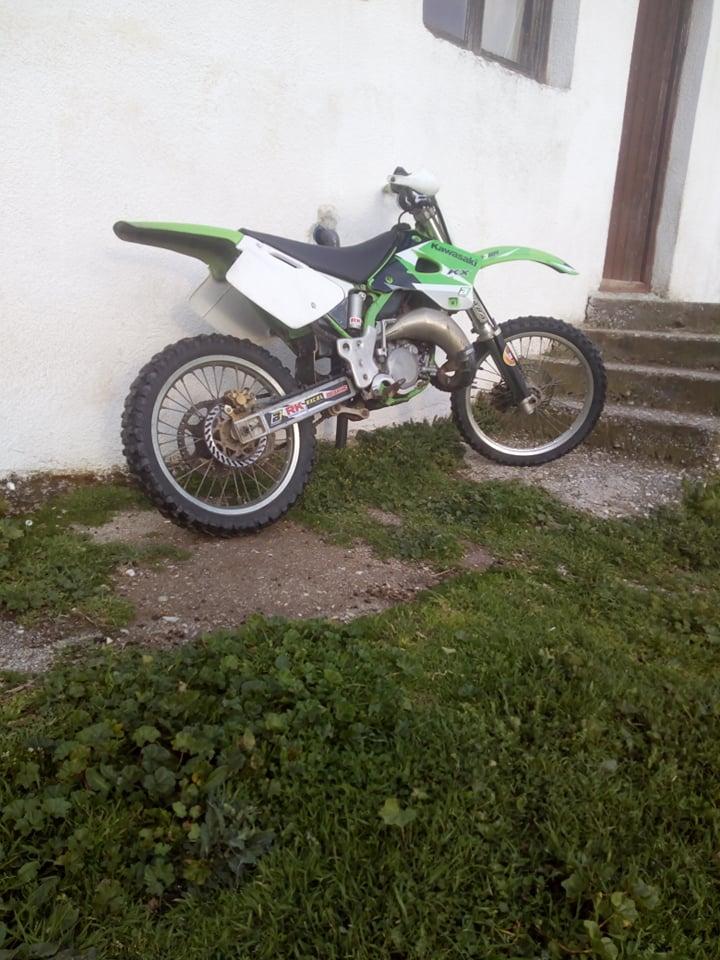 Πωλείται Kawasaki KX 125 σε καλή τιμή 3 11