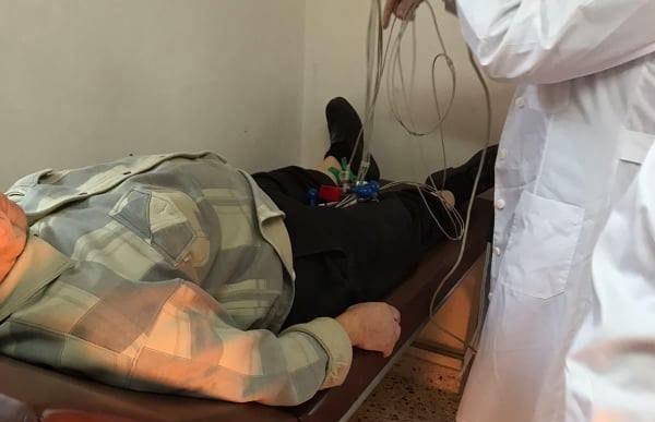 Πραγματοποιήθηκε ο Ιατρικός προληπτικός έλεγχος στα Καμπιά