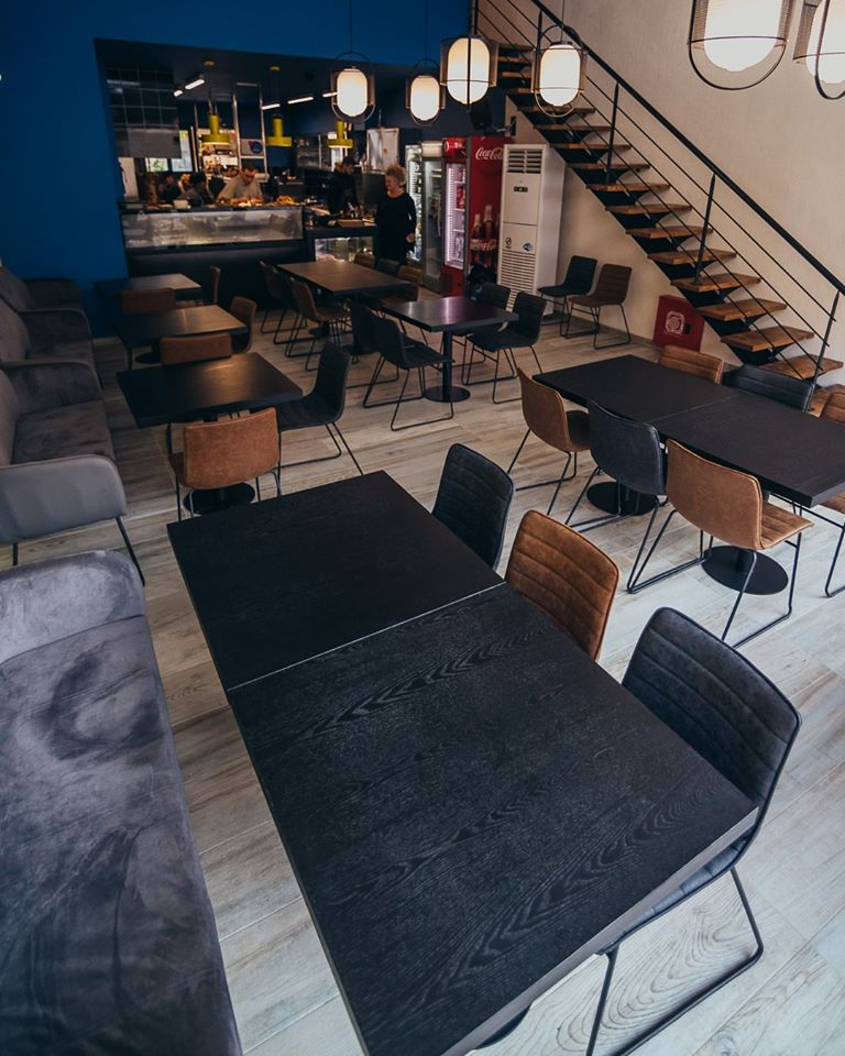 Ψαχνά: Άνοιξε το Grill House «Στο Ψαχνό» mesa 4