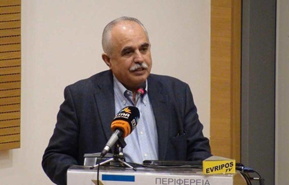 Τάσος Πρατσόλης:«H κυβέρνηση της Νέας Δημοκρατίας αναστέλει σήμερα οριστικά τα δύο τμήματα στα Ψαχνά»