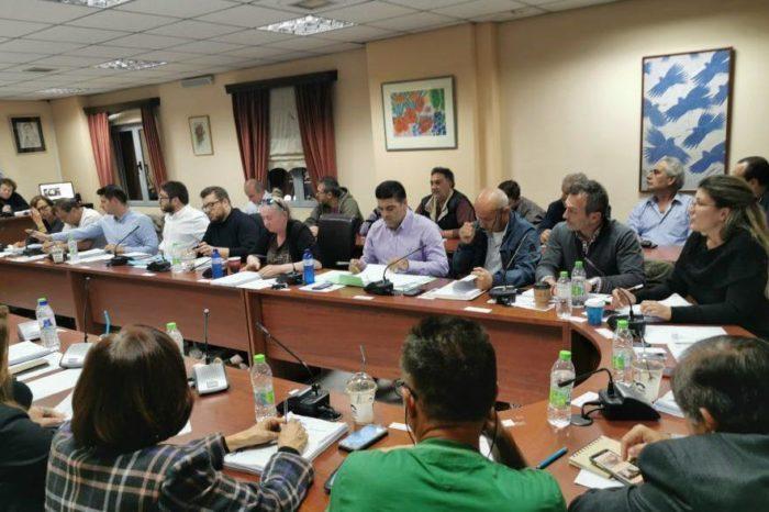Την Πέμπτη 27 Φεβρουαρίου συνεδριάζει το Δημοτικό συμβούλιο του Δήμου Διρφύων Μεσσαπίων (Τα 21 θέματα της ημερήσιας διάταξης)