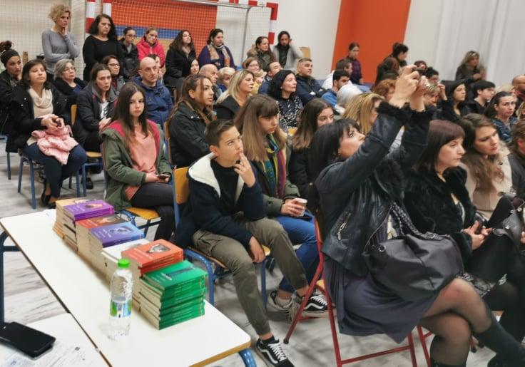 Δημήτρης Σούρας:«Τέταρτη χώρα στην Ευρώπη σε Bullying η Ελλάδα...» 84396191 254348778885759 7114946731250286592 n