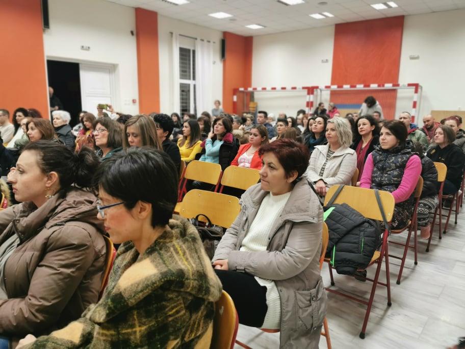 Δημήτρης Σούρας:«Τέταρτη χώρα στην Ευρώπη σε Bullying η Ελλάδα...» 85223580 526284371341517 74262101966716928 n