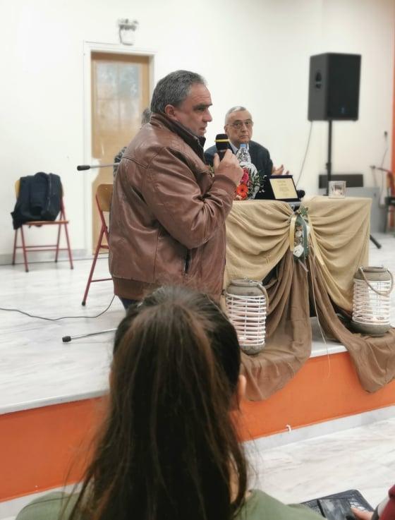 Δημήτρης Σούρας:«Τέταρτη χώρα στην Ευρώπη σε Bullying η Ελλάδα...» 85234366 189525308789608 3344976583742980096 n