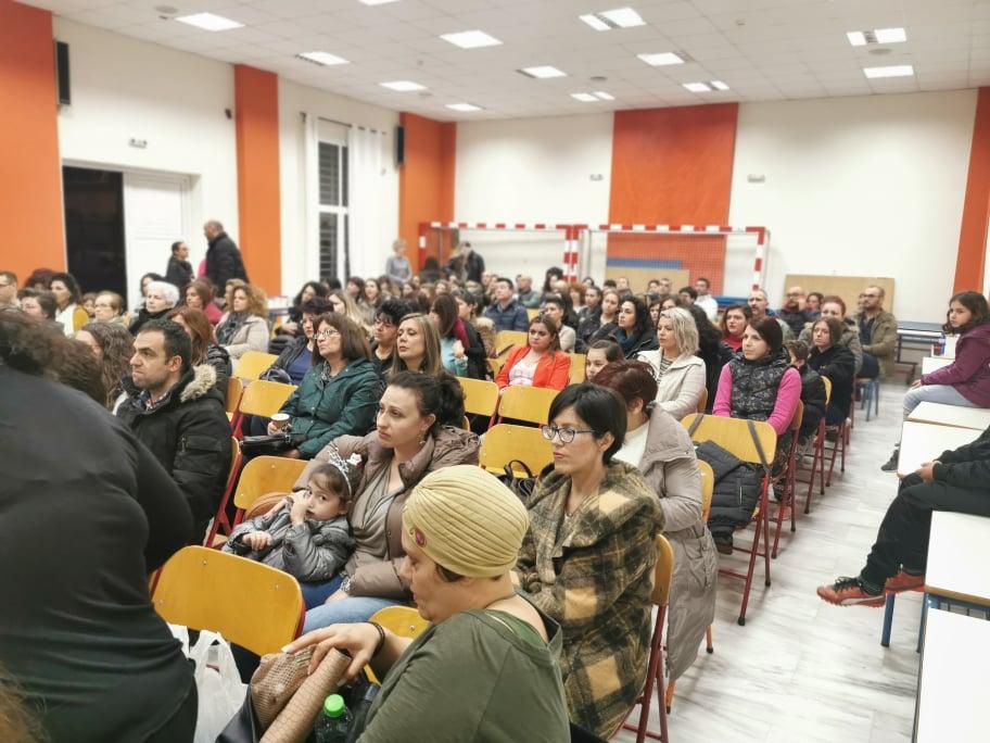 Δημήτρης Σούρας:«Τέταρτη χώρα στην Ευρώπη σε Bullying η Ελλάδα...» 86350942 1284312741957580 3764103183526264832 n