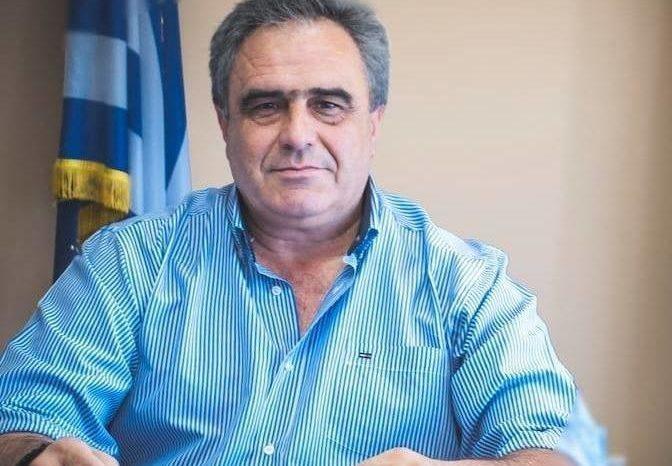 Ευχές Δημάρχου Διρφύων Μεσσαπίων Γιώργου Ψαθά για την Εθνική επέτειο της 25ης Μαρτίου