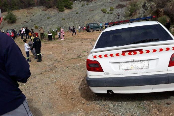 Μακρυμάλλη: Βρέθηκαν πυρομαχικά την ώρα της δενδροφύτευσης