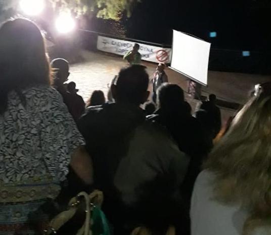 Πραγματοποιήθηκε η εκδήλωση ενημέρωσης για τα αιολικά πάρκα στο ανοιχτό θέατρο της Χαλκίδας-Συνεχίζονται οι κινητοποιήσεις από τον φυσιολατρικό σύλλογο Στενής με τριήμερο εκδηλώσεων από 6 εώς 8 Ιουνίου