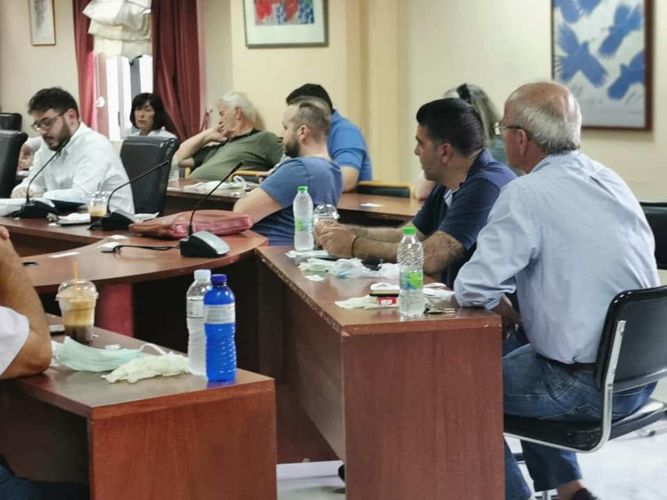 Η «κεκλεισμένων των θυρών» συνεδρίαση του Δημοτικού συμβουλίου του Δήμου Διρφύων Μεσσαπίων (φωτό-video) 98170643 2939550709467417 7444309635533635584 n