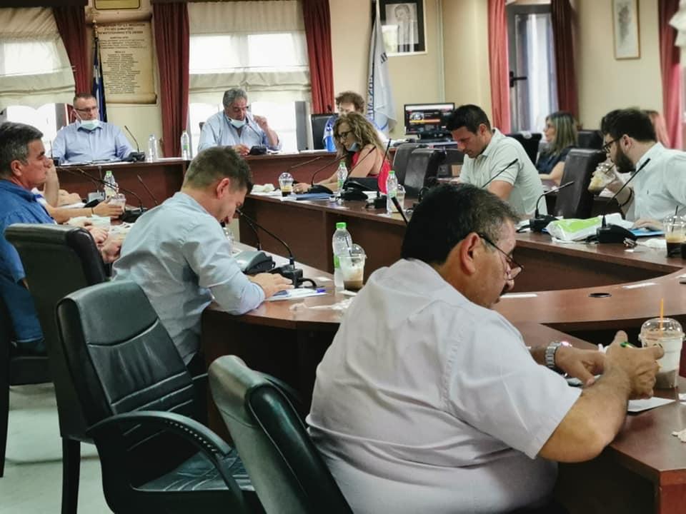 Η «κεκλεισμένων των θυρών» συνεδρίαση του Δημοτικού συμβουλίου του Δήμου Διρφύων Μεσσαπίων (φωτό-video) 99117567 2939551536134001 7990179191213522944 n