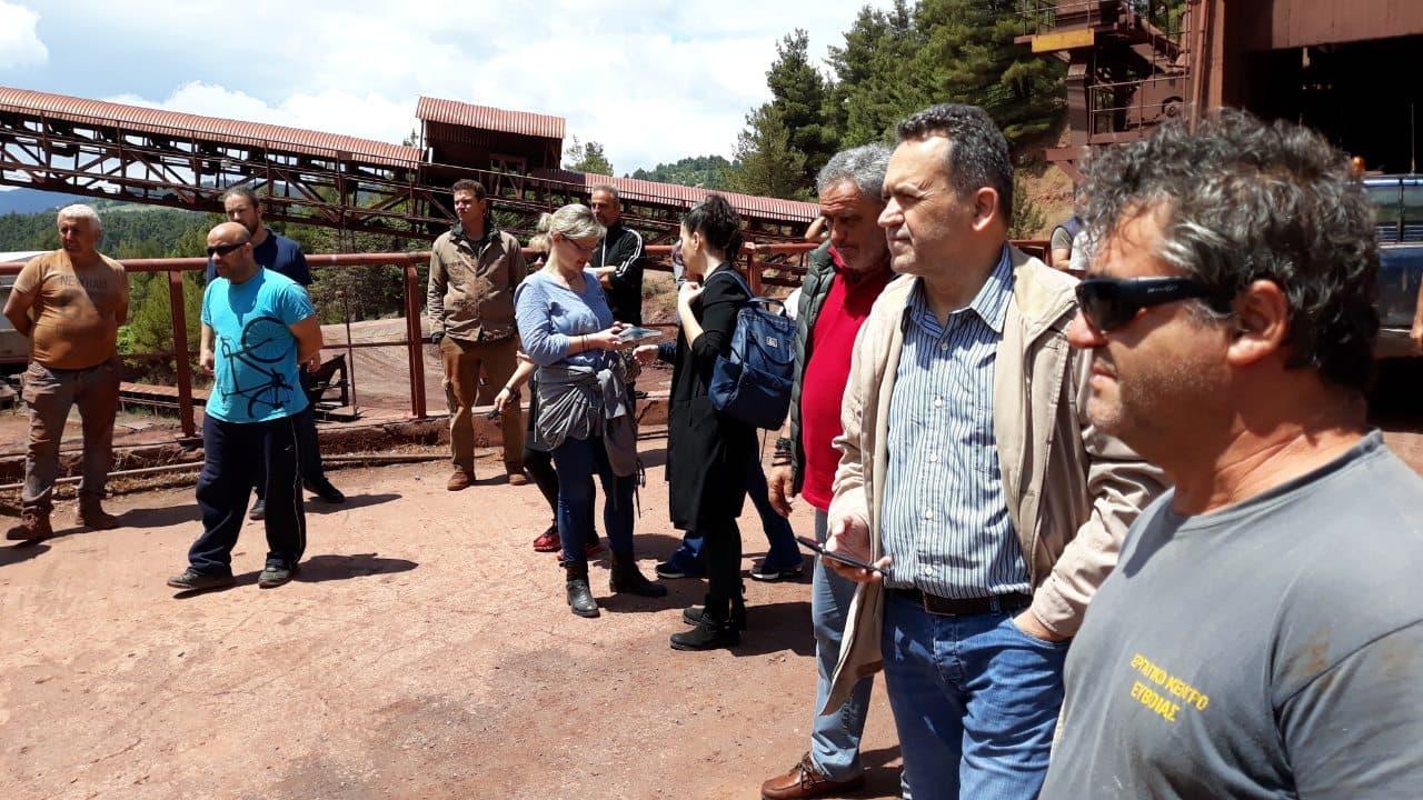 Στην Λάρκο στα Βρυσάκια ο Γιάννης Βαρουφάκης-Τι δήλωσε ο πρώην Υπουργός (φωτό-video) 99292472 248681302879705 7915487107185901568 n