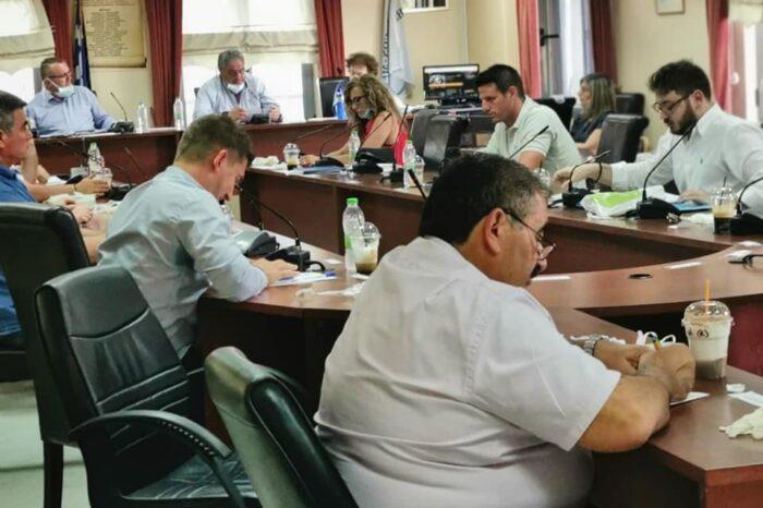 Συνεδριάζει (κεκλεισμένων των θυρών) την Δευτέρα 22 του μηνός το Δημοτικό συμβούλιο του Δήμου Διρφύων Μεσσαπίων-Τα 11 θέματα της ημερήσιας διάταξης