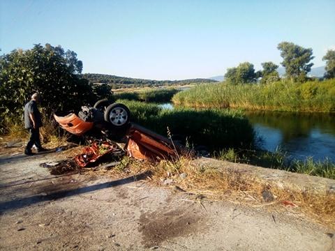 Θανατηφόρο τροχαίο στον  Κολοβρέχτη: Σκοτώθηκε 23χρονος (φωτό) 1 62